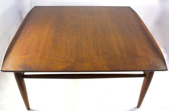 MidCentury Modern Bassett Artisan Collection Danish Style END TABLE