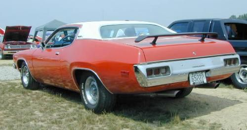 1974 Plymouth Satellite Sebring Plus with 400 cubic inch
