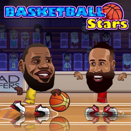 BASKETBALL STARS Basketball star, 2 player basketball