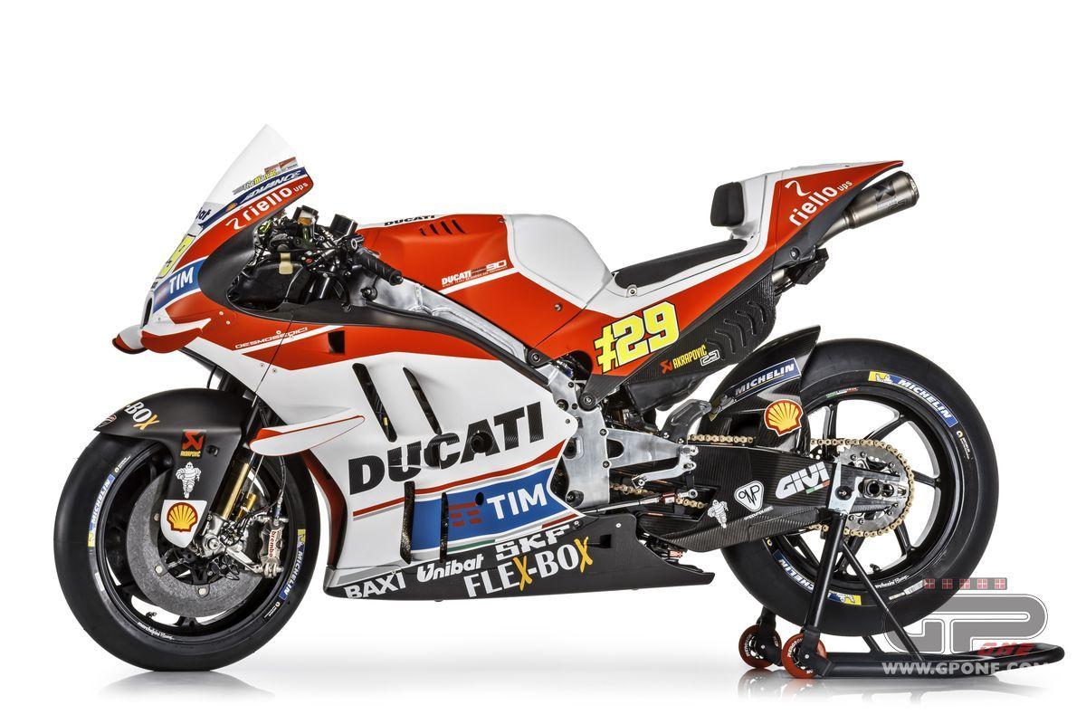 Ducati Motogp16 Ducati Motogp
