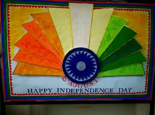 Craft Idea On Independence Day