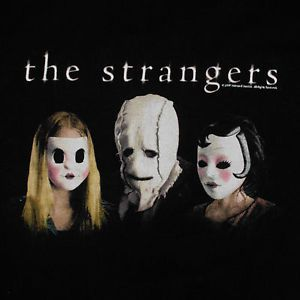 the strangers movie the strangers movie t shirt xl horror film villain killer mask