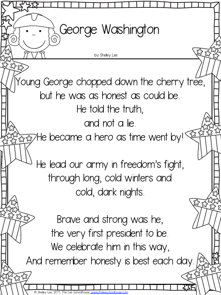 Grab some George Washington learning activities for both homeschool ...