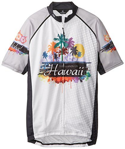 Canari Mens Hawaii Rainbow Jersey Multi XLarge   You can find out more  details at the link of the image. (Note Amazon affiliate link) 88b76f589