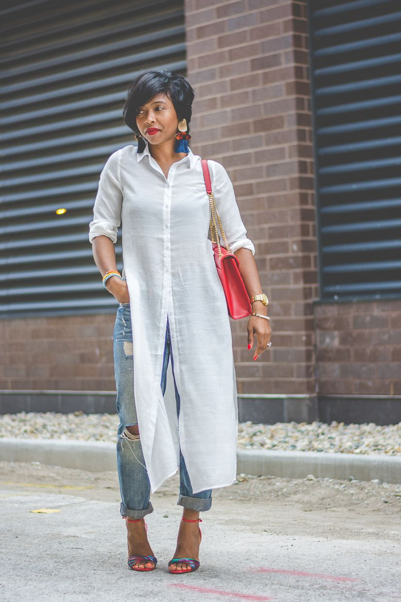 Basic Look One Day Two Ways Over 50 Womens Fashion
