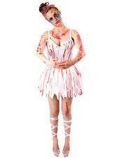 ad6ecd6840ebe Déguisement Halloween Femme Costume Ballerine Danseuse Etoile Zombie ...
