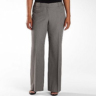 76ca222e2a1 Worthington® Curvy-Fit Pant - Plus - jcpenney