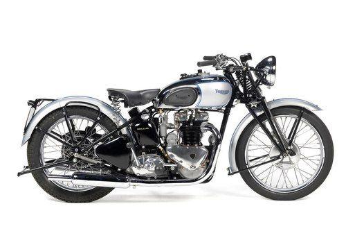 1939 Triumph 498cc Tiger 100