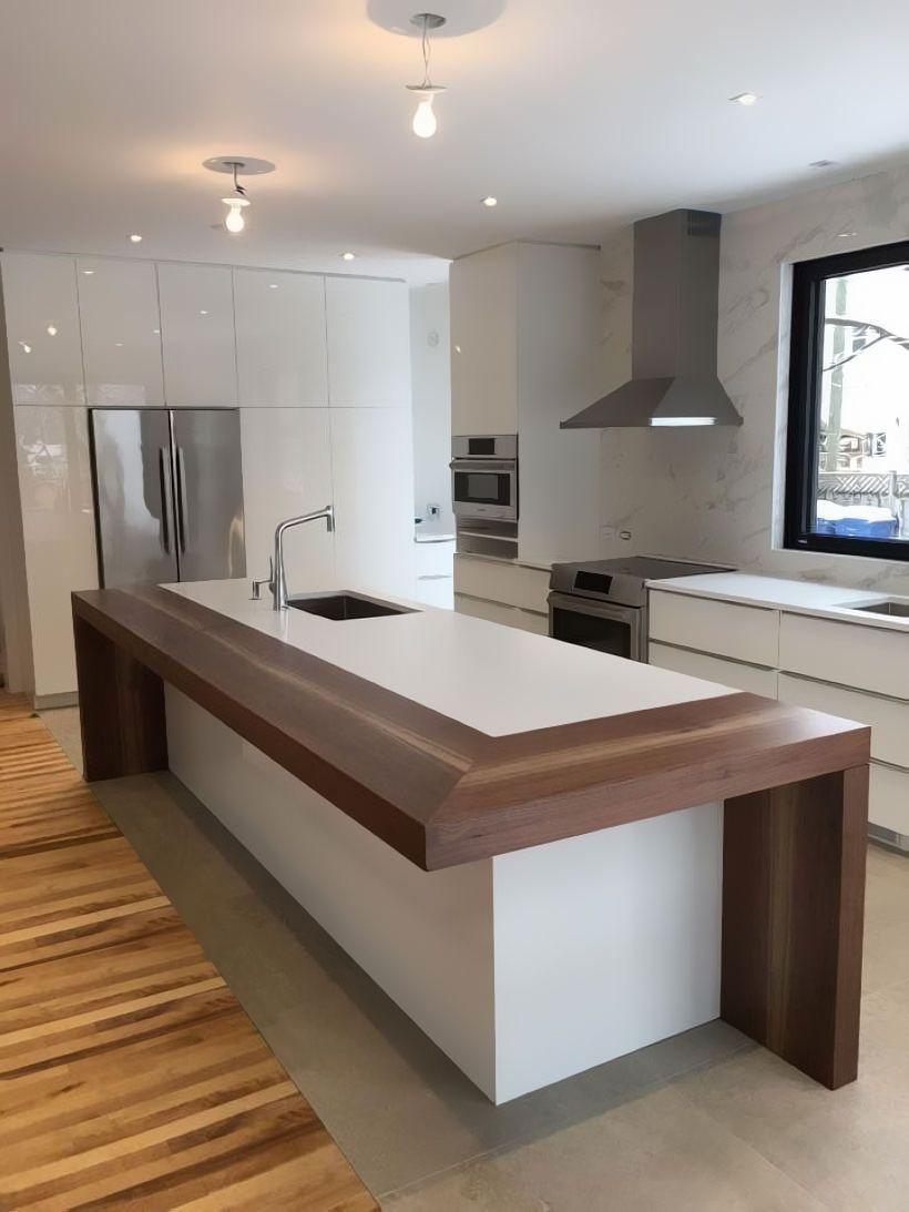 100 idee cucine con isola moderne e funzionali | Cucina | Kitchen ...