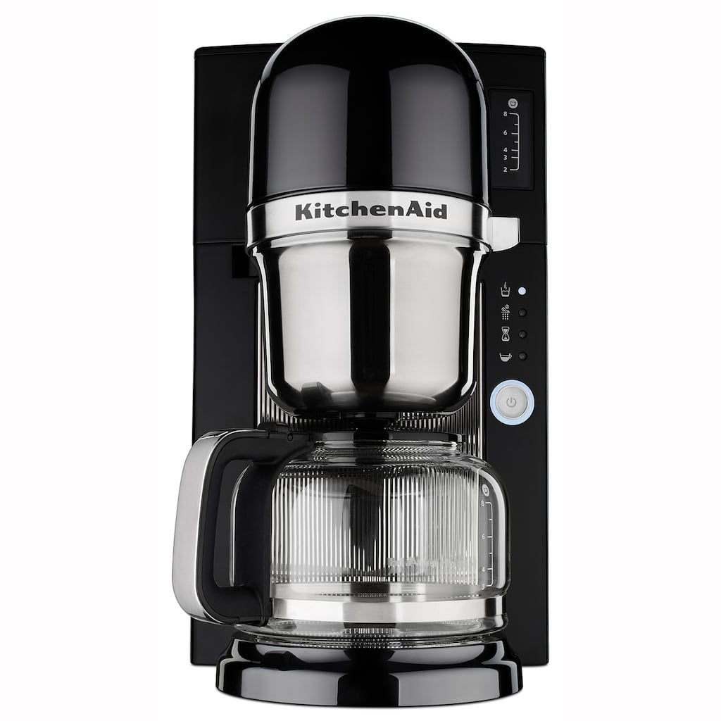 Kitchenaid Kcm0801ob Pour Over Coffee Brewer Black 8 Cup
