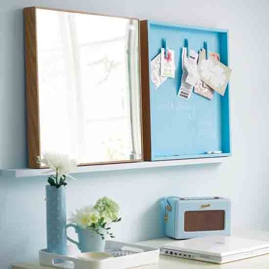 Make mirrors functional
