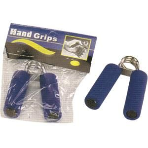 Sunny Hand Grip Strengthers w/ Foam Handles -2 Pack