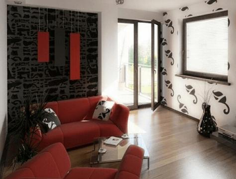 desain ruang tamu 3x3 minimalis ideal | ruang tamu rumah