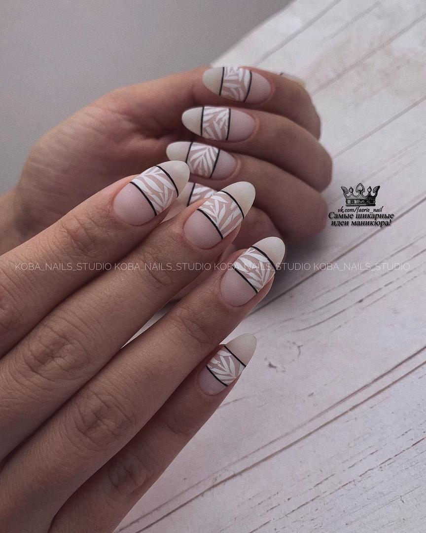 ШИКАРНЫЕ НОГТИ! Маникюр Дизайн ногтей 25 | VK | Nail ...