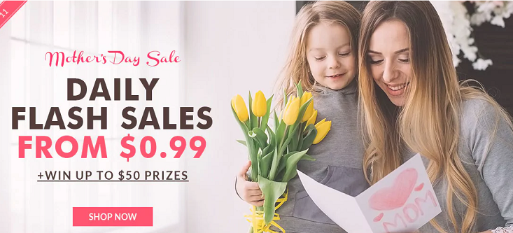 Rosegal Coupons Mother Day 80% OFF Rosegal Promo Code May ...