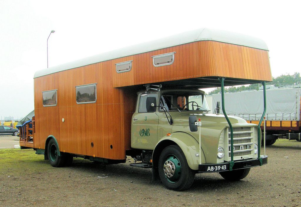 1966 - DAF A1600 Torpedo Truck