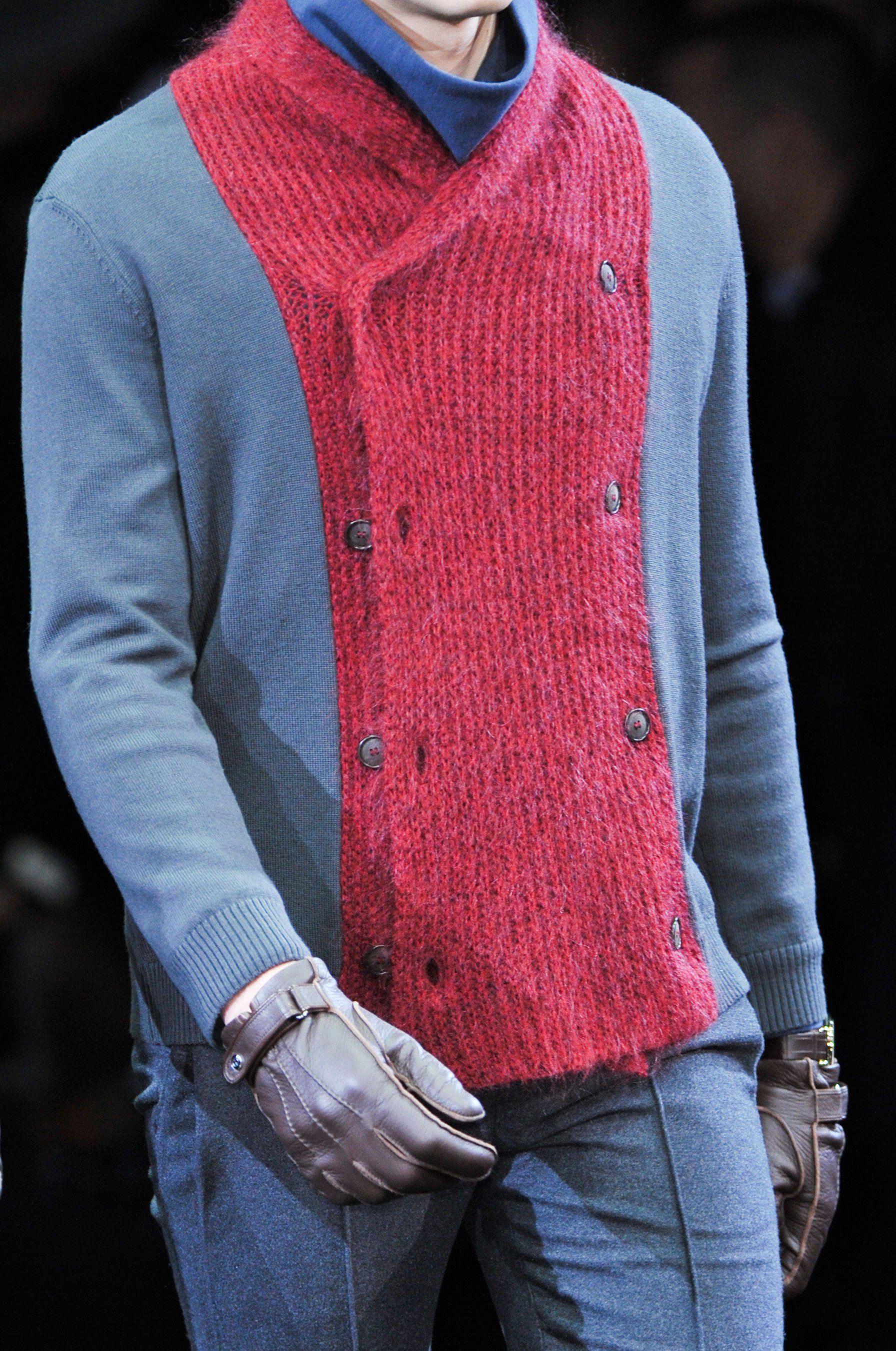 Giorgio Armani Autumn (Fall) / Winter 2014