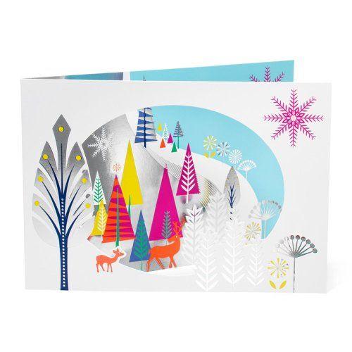 moma holiday cards stylish modern and arty - Moma Holiday Cards