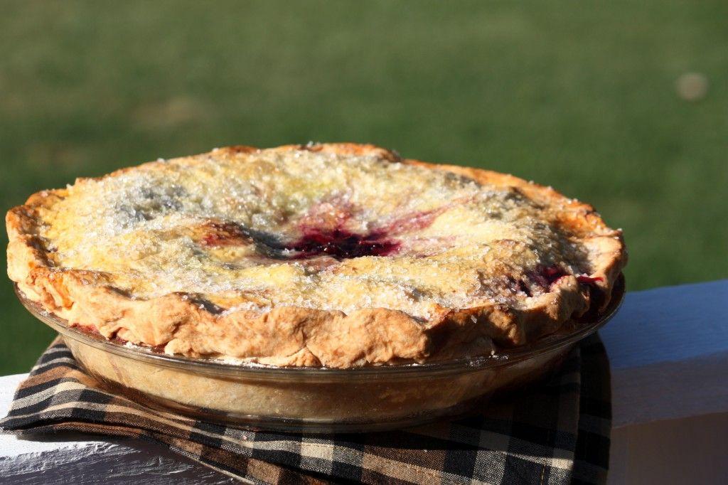Homemade Blackberry Pie Recipe