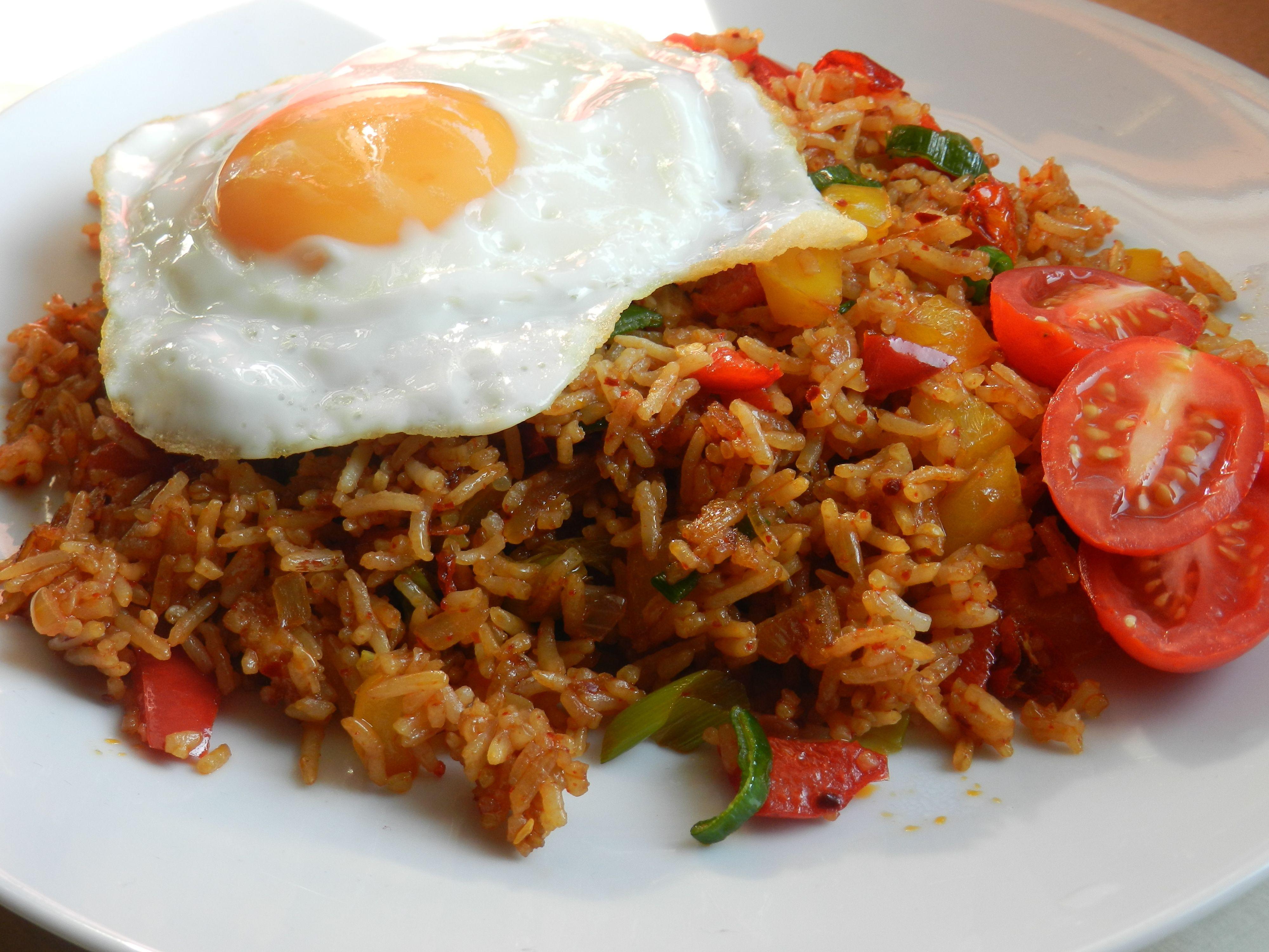 Nasi Goreng Kampung Nasi Goreng Malaysian Food Nasi Goreng Kampung