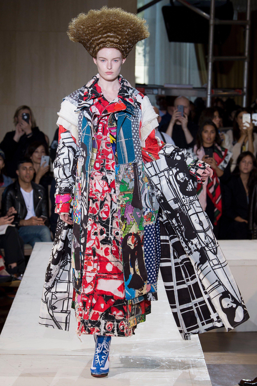 Comme des Garçons Spring 2018 ReadytoWear Fashion Show