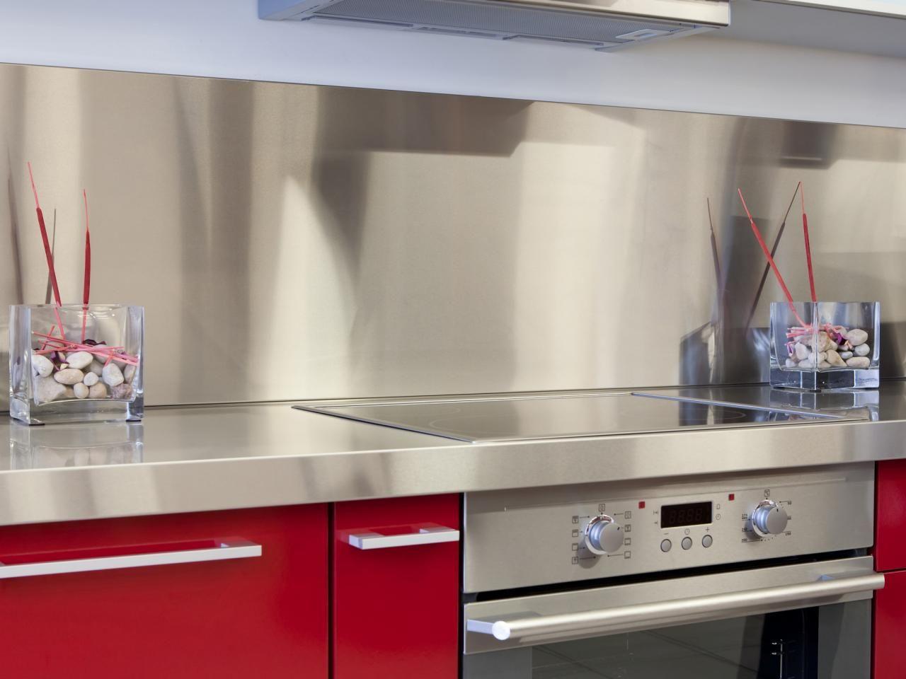 Stainless Steel Countertops Kitchen Dinningkitchen Redored Kitchenkitchen Cupboardskitchen