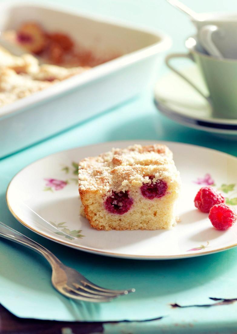 Himbeer Kuchen Mit Bildern Himbeer Kuchen Dessert Rezepte Schnell Kuchen Rezepte