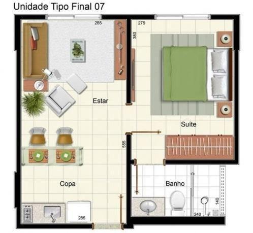 Plantas de casas com 30 metros quadrados pesquisa google for Casa moderna 60 metros
