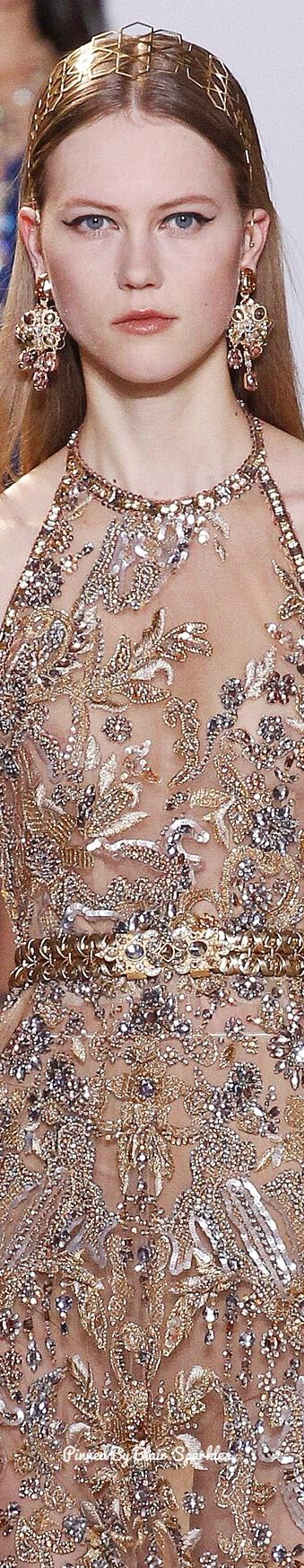 Elie Saab Spring Couture 2017: