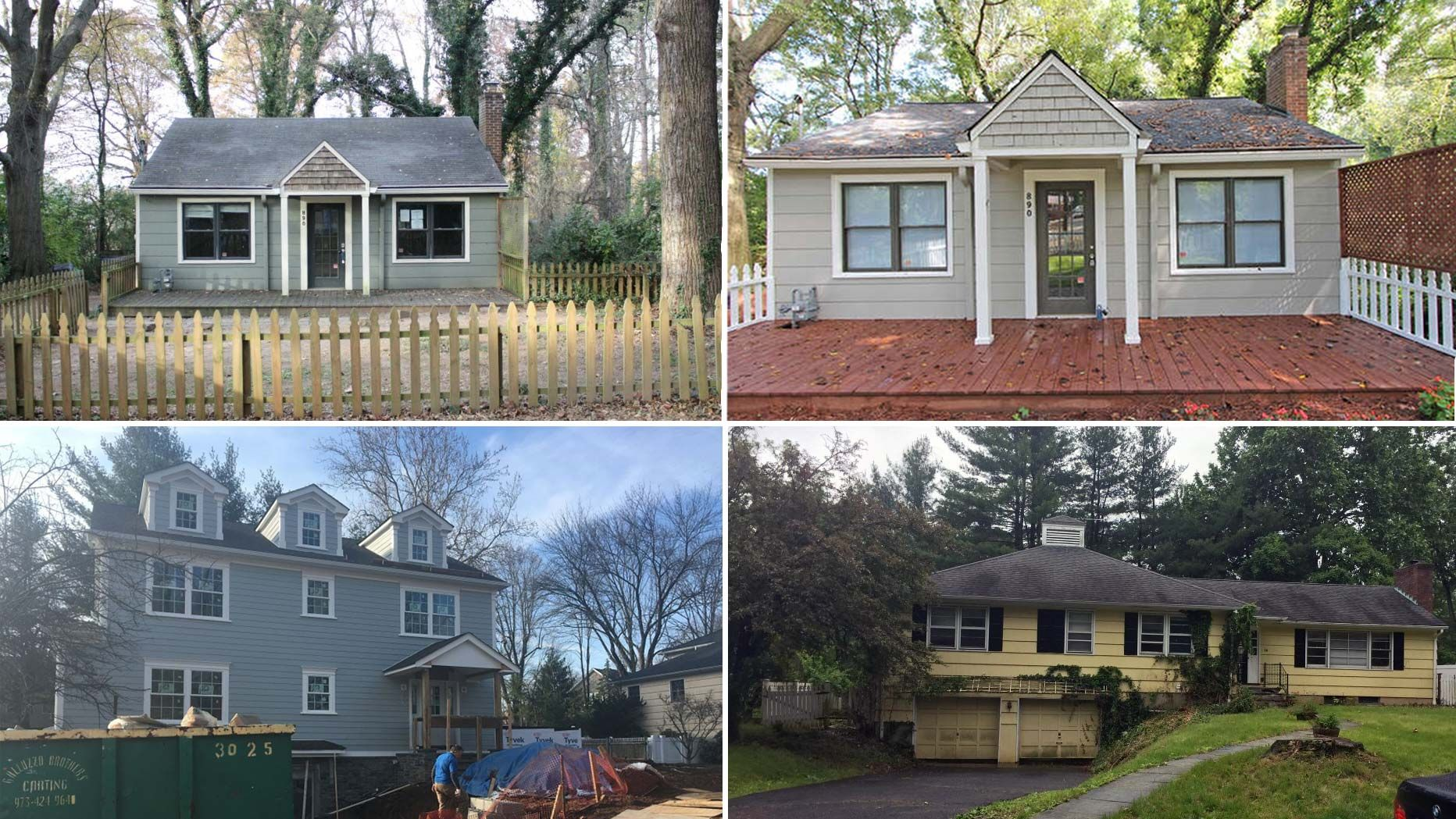 Before And After House Flipping Pics Get Tips For Your Next Project Flipping Houses Property Backyard