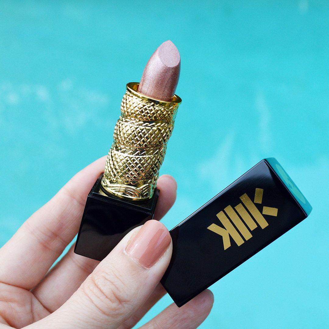 Wu Tang x Milk Makeup lipstick review. Click through for