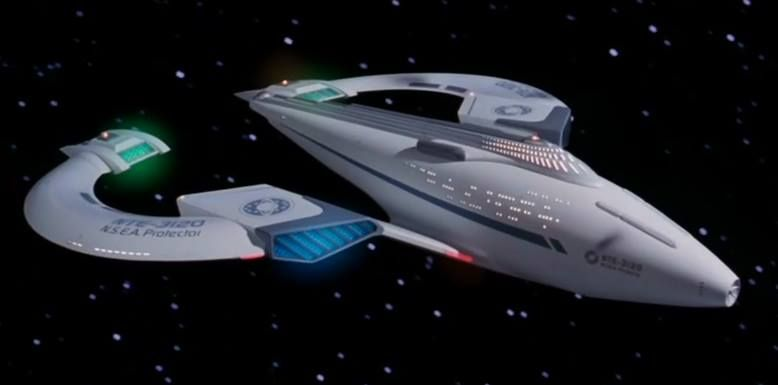 The Protector - Galaxy Quest