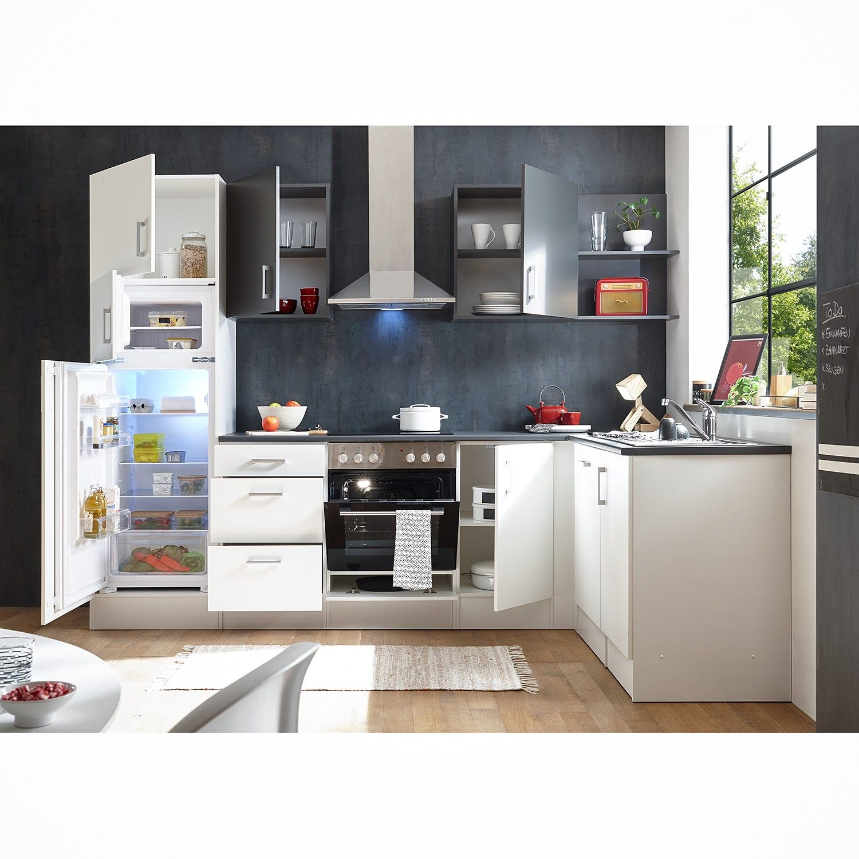 Eck Kuechenzeile Korkee Ii 10 Teilig In 2021 Minimalistische Küche Küchen Rustikal Küchenarbeitsplatte