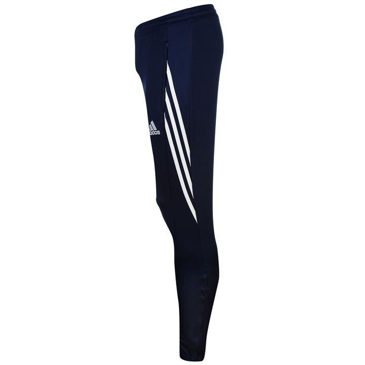 adidas pants half stripe womens