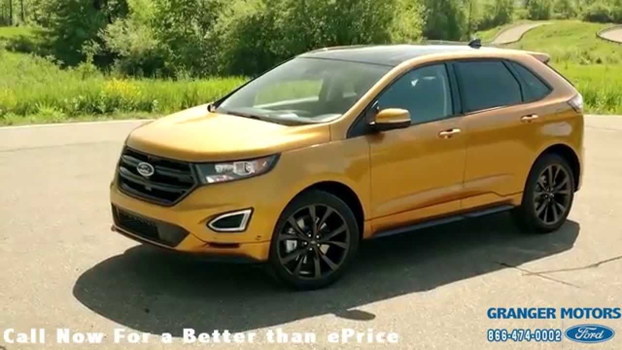 Boone , IA Lease a New 2014 2015 Ford Edge Sport