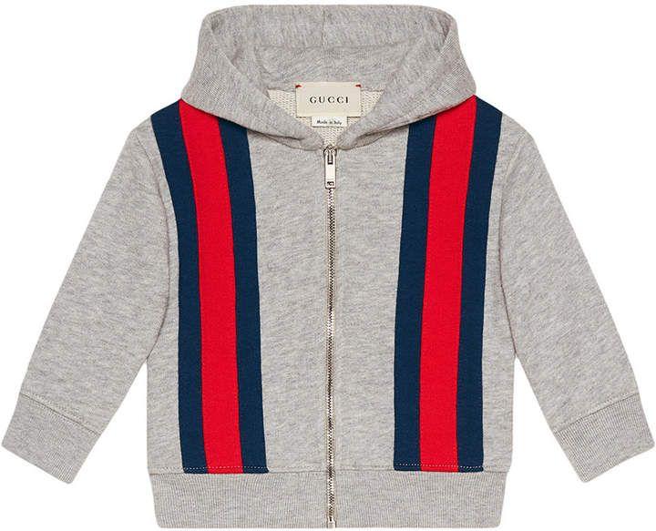 f9dd3190b68ff Gucci Kids Baby Sweatshirt With Web