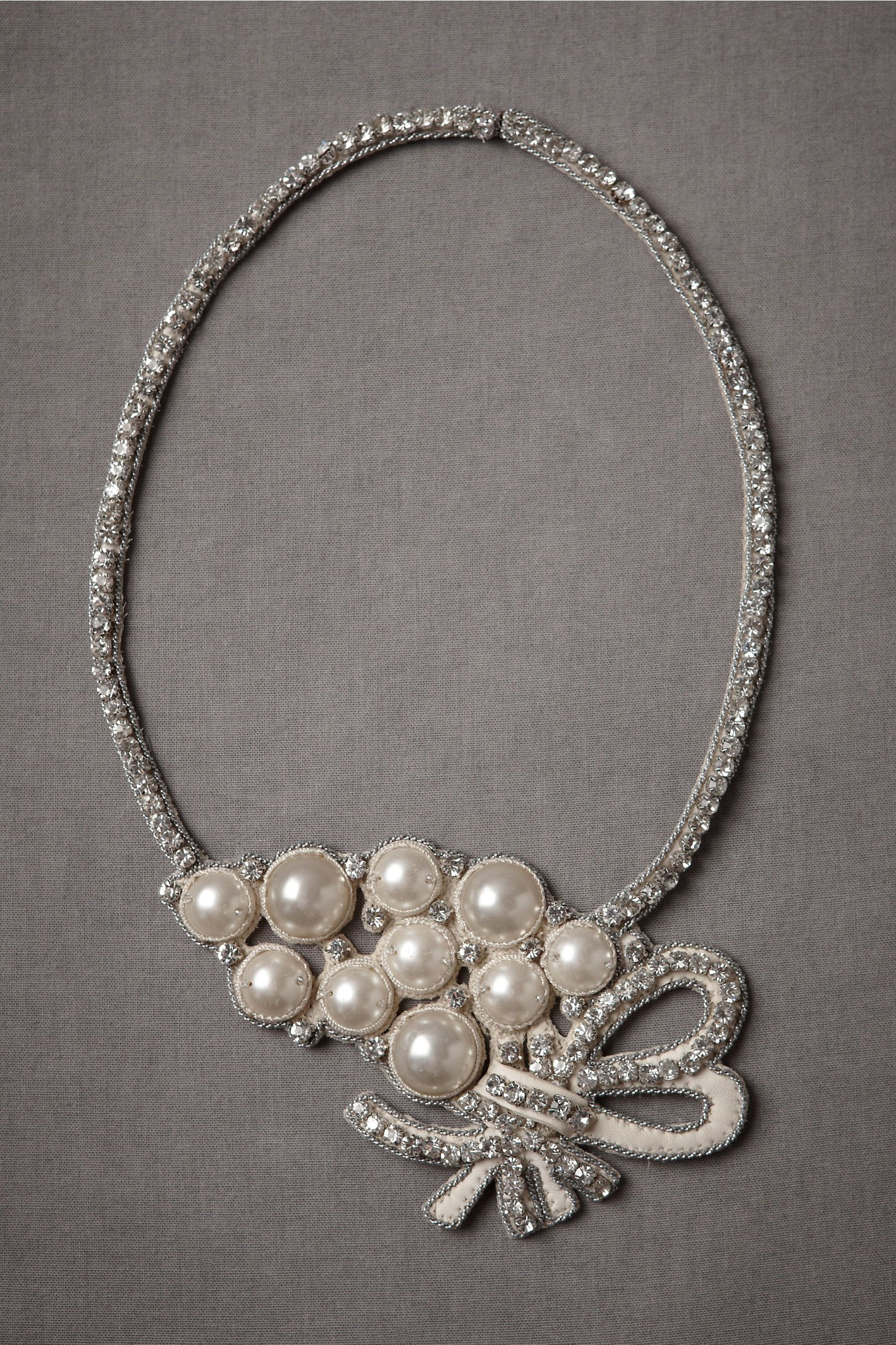 BHLDN pearl necklace