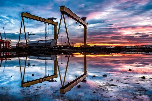 Co Down man's epic shot of Samson and Goliath wins Sony World Photography Award - Belfast Live