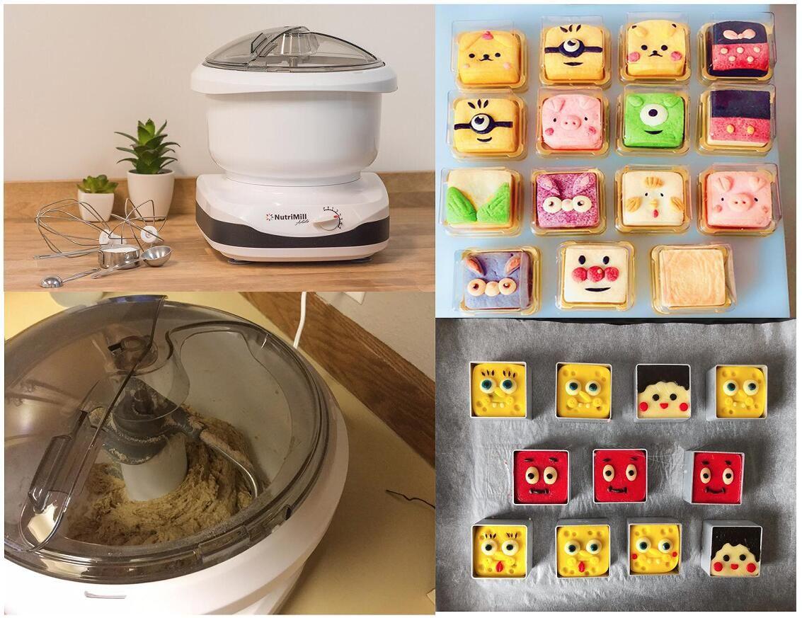 Artiste stand mixer kitchen machine mixer