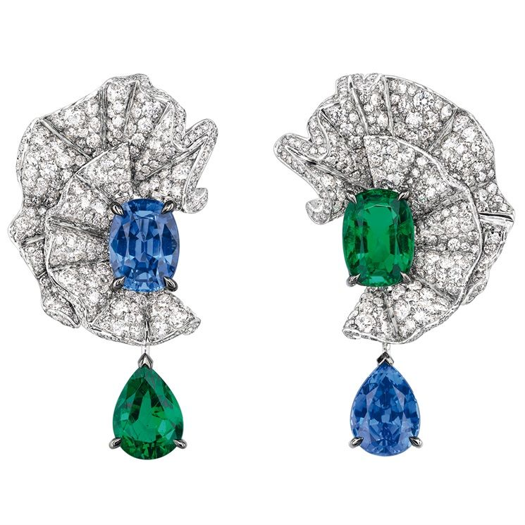 Dior Joaillerie - earrings