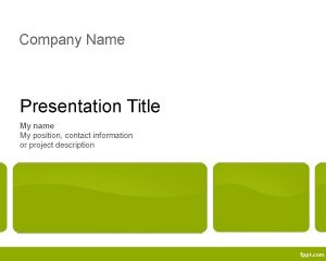 free executive training powerpoint template business powerpoint