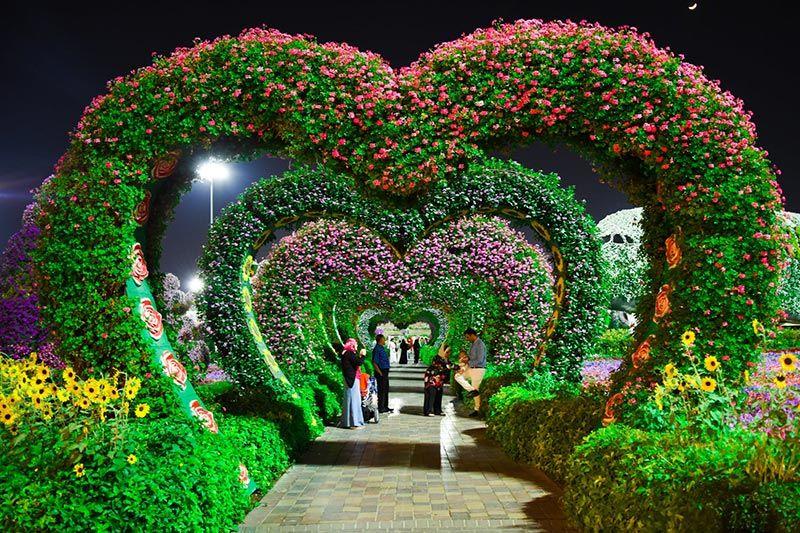 Цветни градини Кои са найкрасивите по света 4 in 2020
