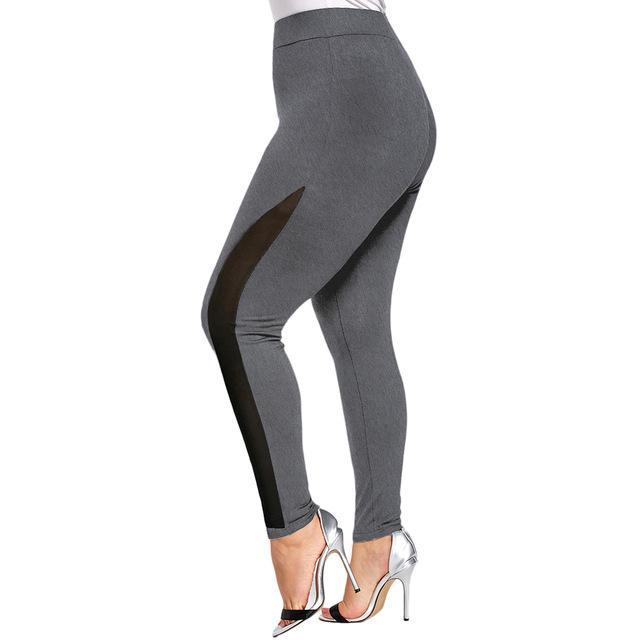 Mesh Panel Leggings Mesh Panel Leggings Workout Leggings Women Clothes Sale