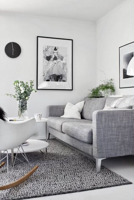 Karlstad ikea grey sweet home livingroom muebles living decoraci n hogar y decoracion living - Sweet home muebles ...