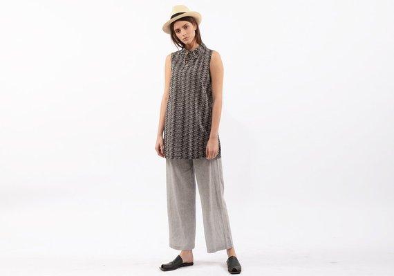 6af4f83ceb3f37 Tunic tops - Women s Tunic dress - cotton tunic - printed tunic - floral  tunic
