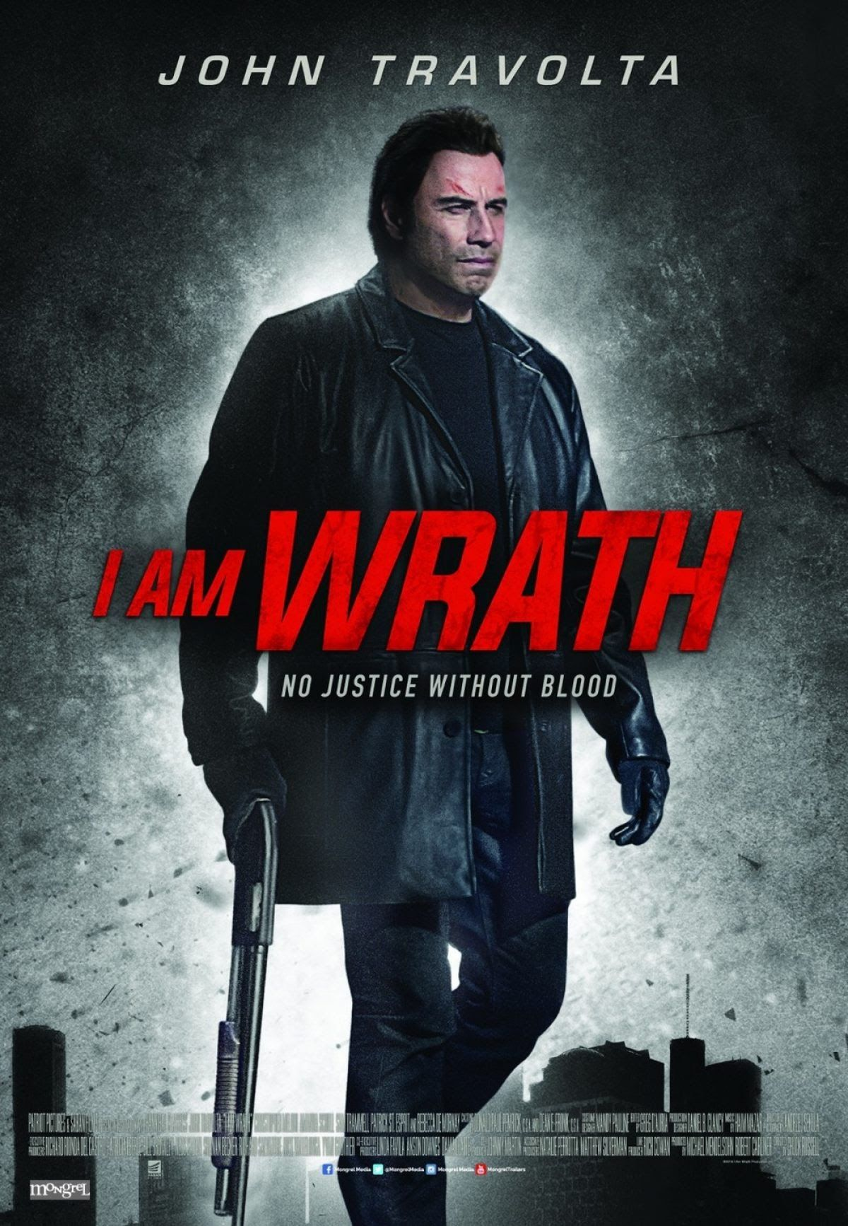 I am wrath movie review (action, crime, drama, movie, 2016