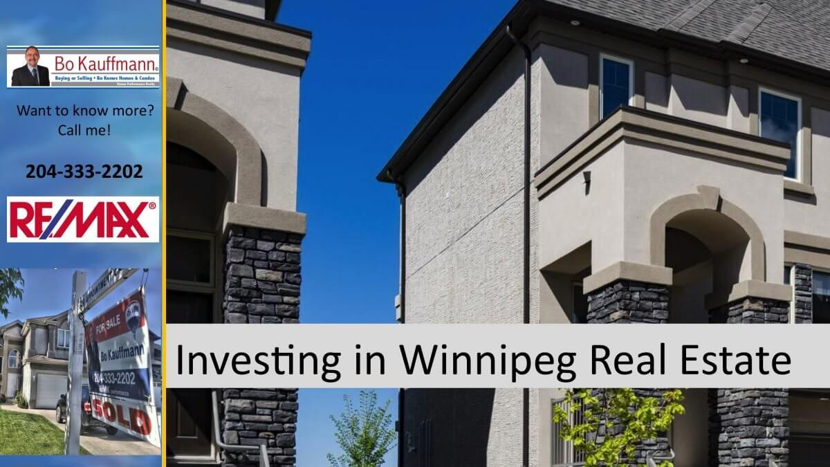 Investing in Winnipeg Real Estate: Buying a Rental Property