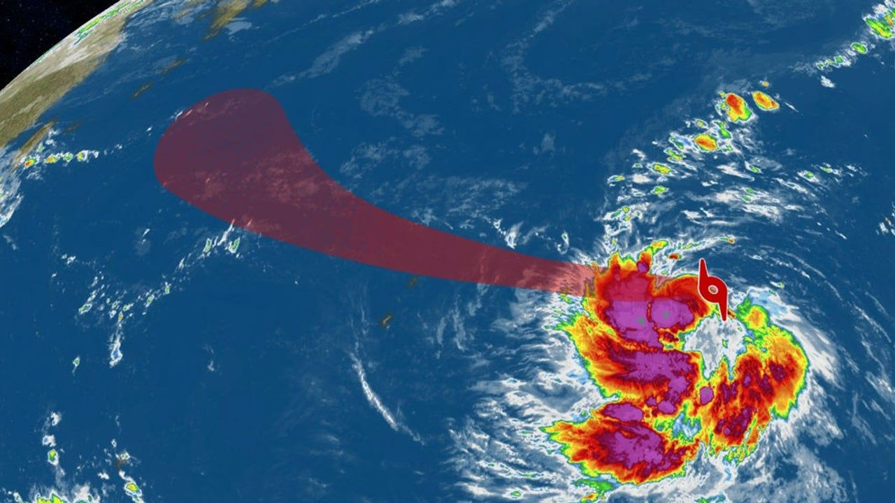 Guam Mariana Islands Brace For Typhoon Guam Mariana Islands Island