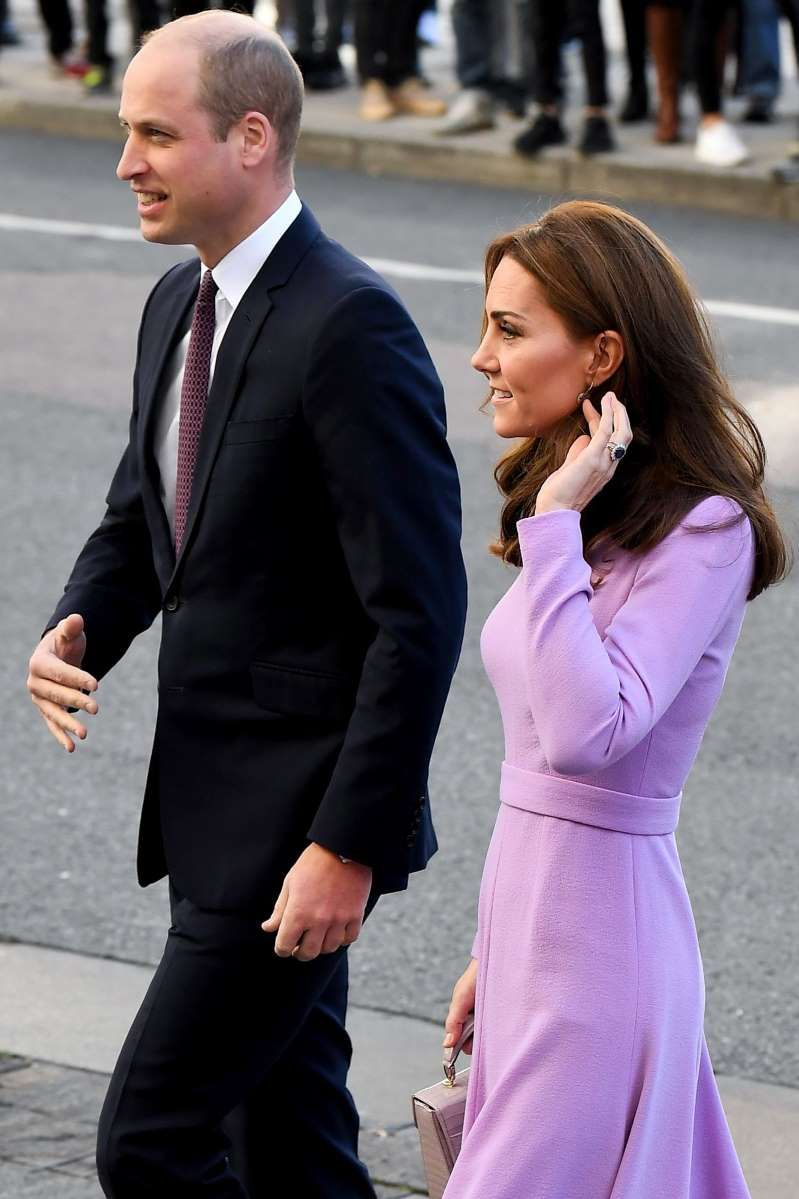 Kate Middleton And Prince William Step Out For First Joint Engagement Since Prince Louis Birth Prince William And Catherine Prince William Kate Middleton
