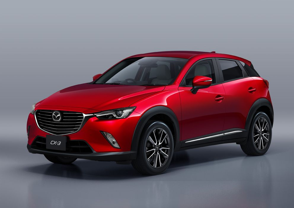 Mazda CX3 mazdafrance Voiture, Moteur wankel, Vehicule